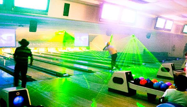 Cairns ten pin bowling
