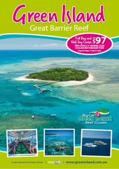 Green Island Great Barrier Reef Tours - Big Cat Green Island Reef Cruises