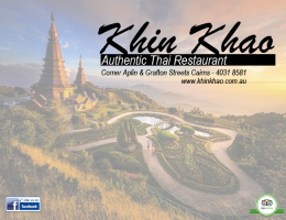 Khin Khao Authentic Thai Restaurant
