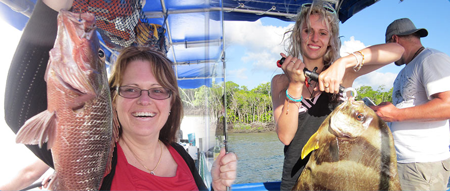 Crabbing On Magnetic Island