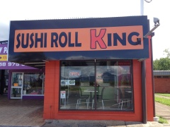 SUSHI ROLL KING-EDMONTON SHOP