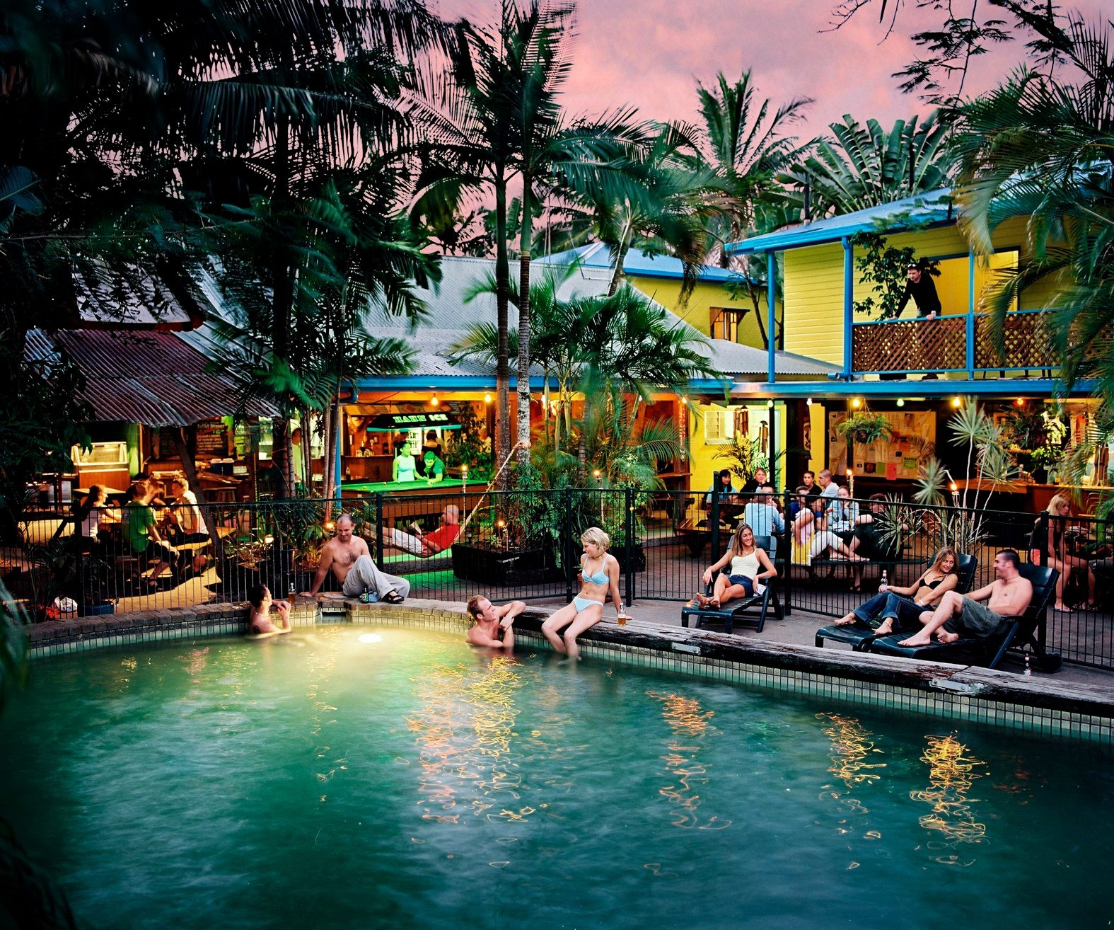 Calypso Backpackers - Cairns - Tourism Town