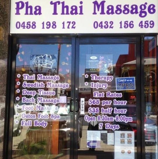 Cairns thai happy massage Happy Endings