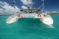 sailing charter depart from Port Douglas