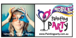 Connecting...Painting...Sipping...Art for Adults