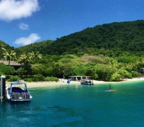 Fitzroy Island is only 45 minutes from Cairns and is one of the most popular islands on the Great Barrier Reef.