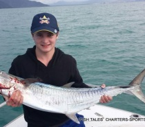 FISH TALES CHARTERS BLUEWATER (REEF) FISHING FOR SPANISH MACKEREL.JPG