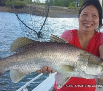 COME CATCH A BARRA!