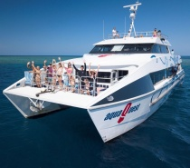 AquaQuest is a brand new custom built luxury dive and snorkel vessel being introduced to Port Douglas