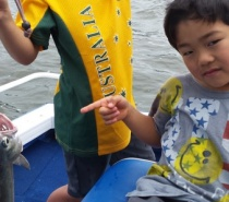 FISH TALES CHARTERS ESTUARY FISHING WITH THE KIDS.JPG