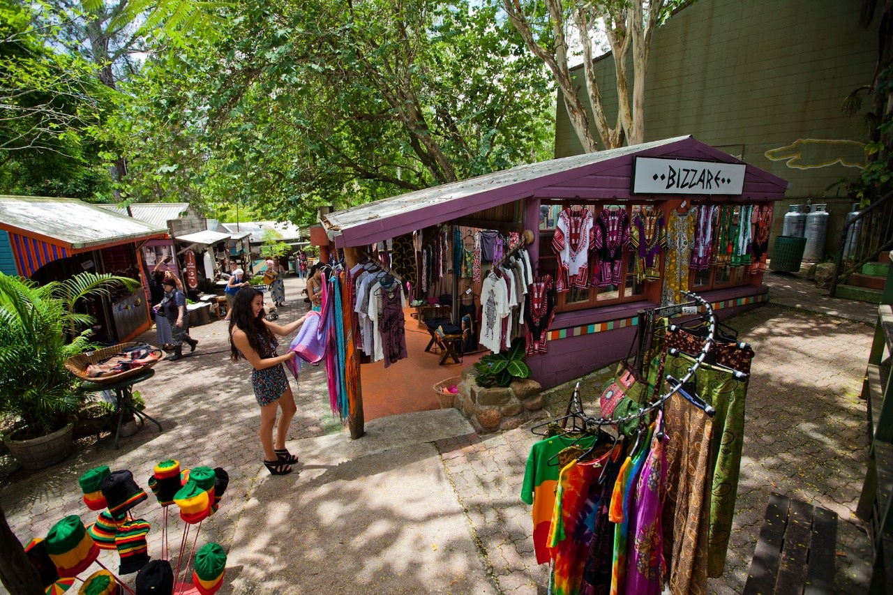 Kuranda Village In The Rainforest Cairns Tourism