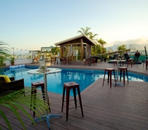 Rydges Plaza Cairns Hotel - Rooftop Pooldeck